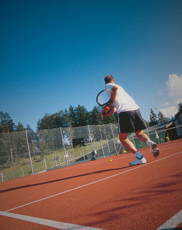 New offer – tennis courts